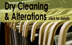 Kinmuck Ironing Service Dry Cleaning & Alterations